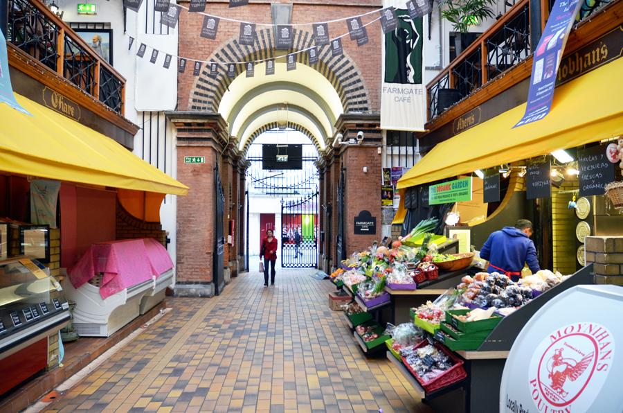 englischer Markt